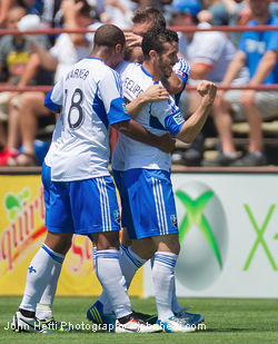 Royal Blues - column on Montreal Impact (IMFC) & the Quebec soccer scene.