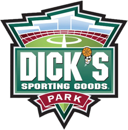 Dick's Sporting Goods Park - home of the Colorado Rapids (MLS)