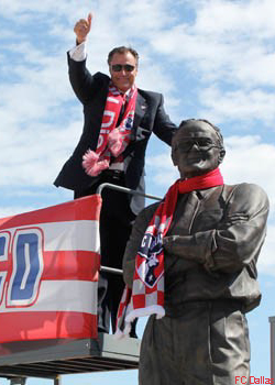 Doug Quinn - FC Dallas President