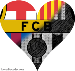 Barca The Beautiful