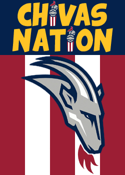 Chivas Nation – column on Chivas USA (CUSA) & the Chivas soccer scene.