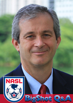 David Downs - Commissioner  of the NASL