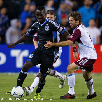 John Hefti Photography - SJ Quakes, MLS, Match of the Bay, Soccer Newsday