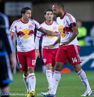 Branded Bulls – column on Red Bull NY (RBNY – NYRB) & the New Jersey area soccer scene.
