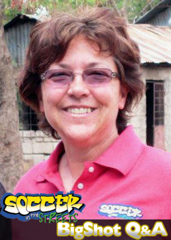 Jill Robbins - Executive Director of Soccer in the Streets (SITS)