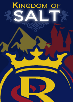 Kingdom of Salt - column on Real Salt Lake (RSL) & the Salt Lake City Utah soccer scene