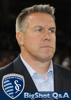 Peter Vermes - Manager of Sporting Kansas City (MLS)